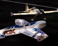 Image 2 for Flex Innovations QQ Cap 232EX Super PNP Electric Airplane (Night Blue)