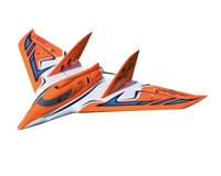 Flex Innovations Pirana Super Electric PNP Airplane (Orange) (1033mm)