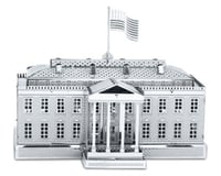 Fascinations MMS032 Metal Works 3D White House Laser Cut Model