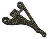 Factory RC Tekno EB410 Steering Top Plate (Gold)