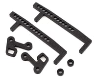 """Factory RC Team Associated """"6"""" series Battery Retention System (Black)"""
