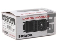 Image 3 for Futaba S3306MG Hi-Torque/Speed Metal Gear 1/5 Scale Servo