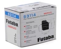 Image 3 for Futaba S3114 Micro High Torque Servo