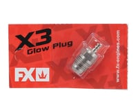 "FX Engines ""Turbo"" X3 Glow Plug 
