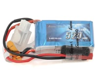 Gens Ace 2s LiPo Battery 30C (7.4V/520mAh)