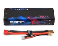 Gens Ace Race Spec 2S Stick 100C LiPo Battery Pack w/4mm Bullet (7.4V/5800mAh)