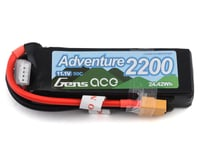 Gens Ace Adventure 3S 50C LiPo Battery Pack (11.1V/2200mAh) | relatedproducts