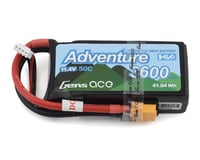Gens Ace Adventure 3S 50C LiHV Battery Pack (11.4V/3600mAh) (Axial RR10 Bomber)