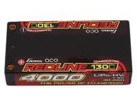 Gens Ace Redline 2s LiHv LiPo Battery Pack 130C (7.6V/4000mAh)
