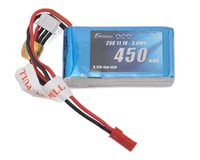 Gens Ace 3s LiPo Battery 25C (11.1V/450mAh)
