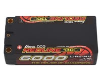 Gens Ace Redline 2S 130C LiHV Battery Pack w/5mm Bullets (7.6V/6000mAh) | alsopurchased