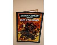 Games Workshop 40K Chaos Marine Codex 9/07