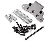 Gmade Komodo Aluminum Front Upper Link Mount (Grey) | relatedproducts