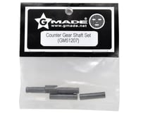 Image 2 for Gmade Counter Gear Shaft Set