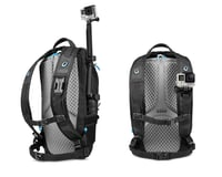 Image 3 for GoPro Seeker Hydration-Compatible Backpack (Black)