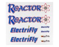 Decal Sheet Reactor 3D EP