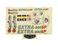 Great Planes Decal Sheet Extra 300SP .46-81 EP/GP ARF
