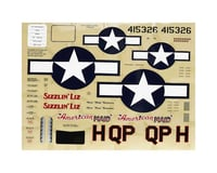 Great Planes Decals P-51 Mustang Sport Fighter .46/EP ARF
