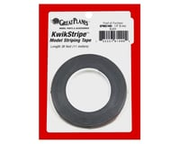 """Great Planes  Striping Tape Black 1/4"""""""