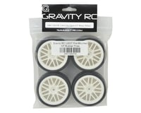 Image 3 for Gravity RC 12mm Hex USGT Pre-Mounted 1/10 GT Rubber Tires