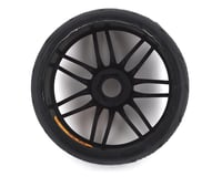 Image 2 for GRP GT - TO1 Revo Belted Pre-Mounted 1/8 Buggy Tires (Black) (2) (S7)