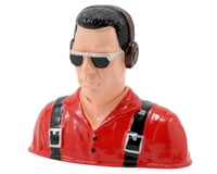 "Hangar 9 ""Civilian"" Pilot Figure w/Headphones & Sunglasses (Red) (1/5) 
