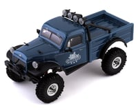 HobbyPlus CR-18 Harvest 1/18 RTR Scale Mini Crawler (Blue)