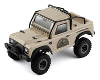 HobbyPlus CR-24 Defender 1/24 RTR Scale Mini Crawler (Bronze)