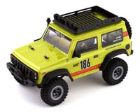 HobbyPlus CR-24 G-Armor 1/24 RTR Scale Mini Crawler (Yellow)