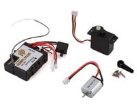 HobbyPlus CR-24 Electronics Combo w/ESC, Servo & Motor