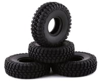 "HobbyPlus CR-18 T-Finder A/T 1.0"" Tire Set (2)"