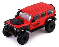 HobbyPlus CR-18 Kratos 1/18 RTR Scale Mini Crawler (Red)