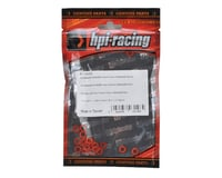 Image 2 for HB Racing 3x6x0.75mm Aluminum Washer (20)