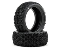HB Racing Megagrid 1/8 Buggy Tire (2) (White) | alsopurchased