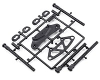HB Racing TCX Bumper/Body Post Set