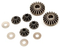 HB Racing Hardened Steel Differential Gear Set (HPI Vorza Flux HP)