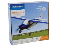 Image 3 for HobbyZone Sport Cub S BNF Electric Airplane (616mm)