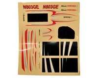 Image 1 for HobbyZone Decal Sheet