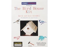 Hobby Express Birdhouse Kit W/Pd Holes