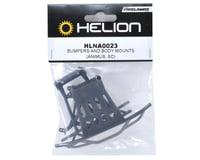 Image 2 for Helion Bumper & Body Mount Set (Animus SC)
