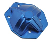 Helion Rock Rider XB Aluminum Rear Axle Cover (Blue)