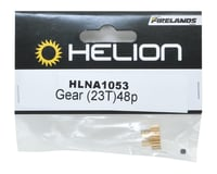 Image 2 for Helion 48P Pinion Gear (23T)