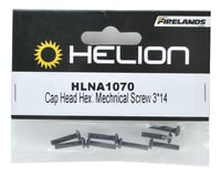 Image 2 for Helion 3x14mm Button Head Hex Screw (8)