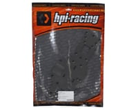 Image 2 for HPI Rear Chassis Plate (Gunmetal)