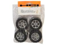 Image 3 for HPI Mini Recon Mounted VT Tire/Wheel Set (4)