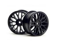 HPI 1/10th Hoonicorn Mesh Wheel 26mm Black (2)
