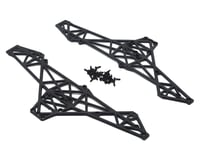 HPI Crawler King Main Chassis Set (Black)