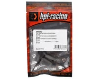 Image 2 for HPI Cup Joint 6x13x20mm (Black) (2)