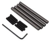 HPI 4x6x72mm Aluminum Wheely King Link Tube (4)