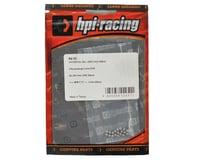 """Image 2 for HPI 3/32"""" RS4 Ball Differential Balls (24)"""